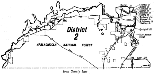 District 2 Map